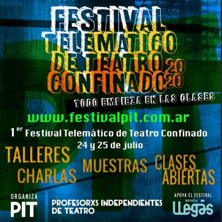 Entrevista a PIT (Profesorxs Independientes de Teatro)