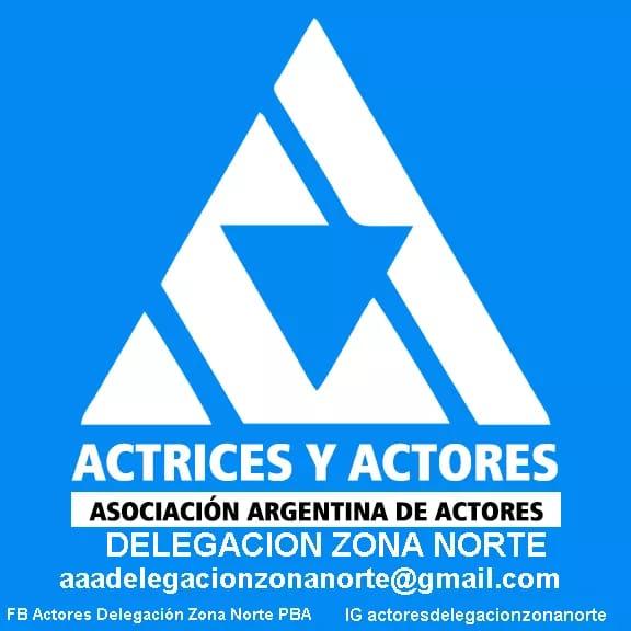 asociacion argentina de actores delegacion zona norte