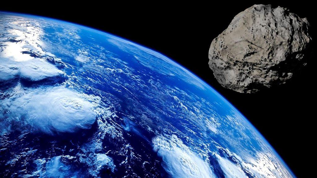 Extinciones masivas: meteoritos.