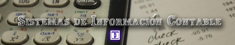 Contabilidad - SIC - Sistemas de Información Contable