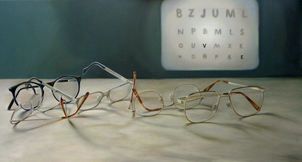 Anomalías de la visión.
